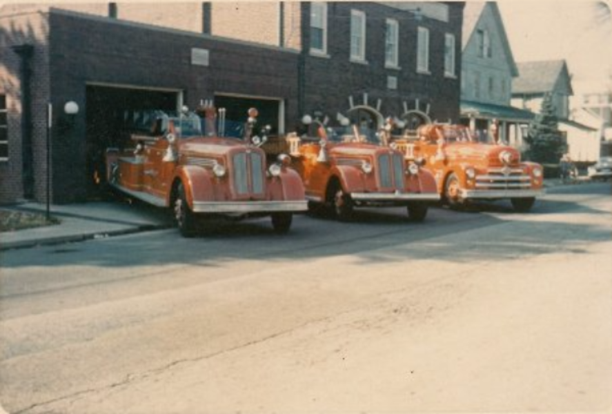 1948 Seagrave Ladder